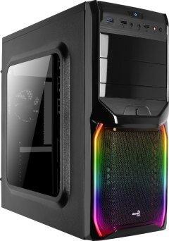 кутия Case ATX - V3X RGB Window - ACCM-PV11011.11