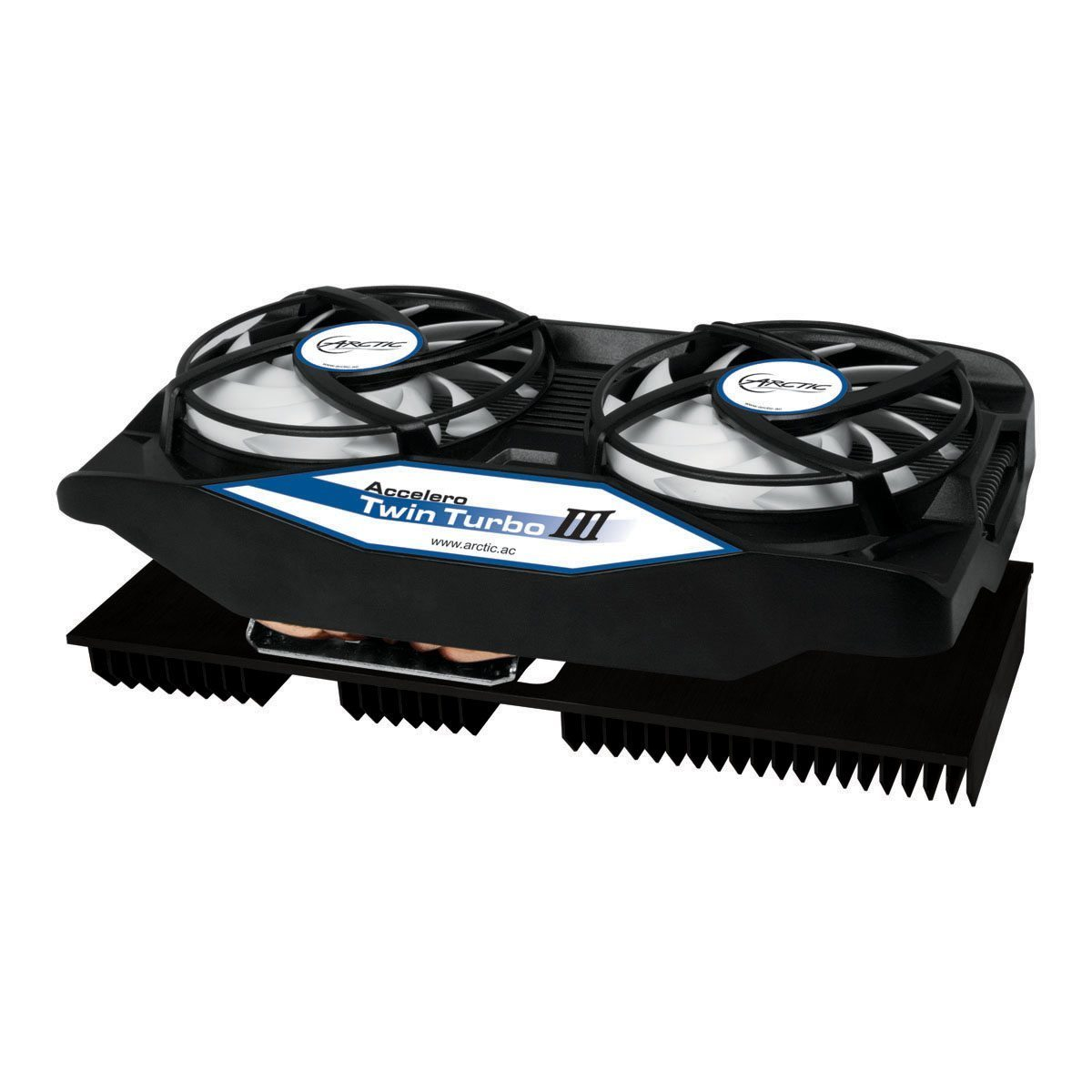 Охлаждане Accelero Twin Turbo III VGA Cooler