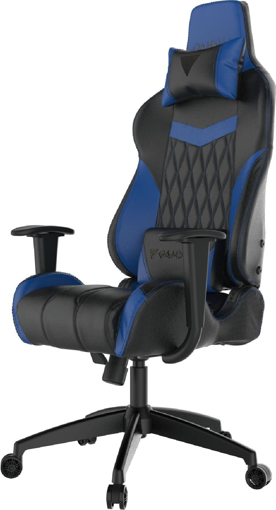 геймърски стол Gaming Chair - ACHILLES E2-L Blue