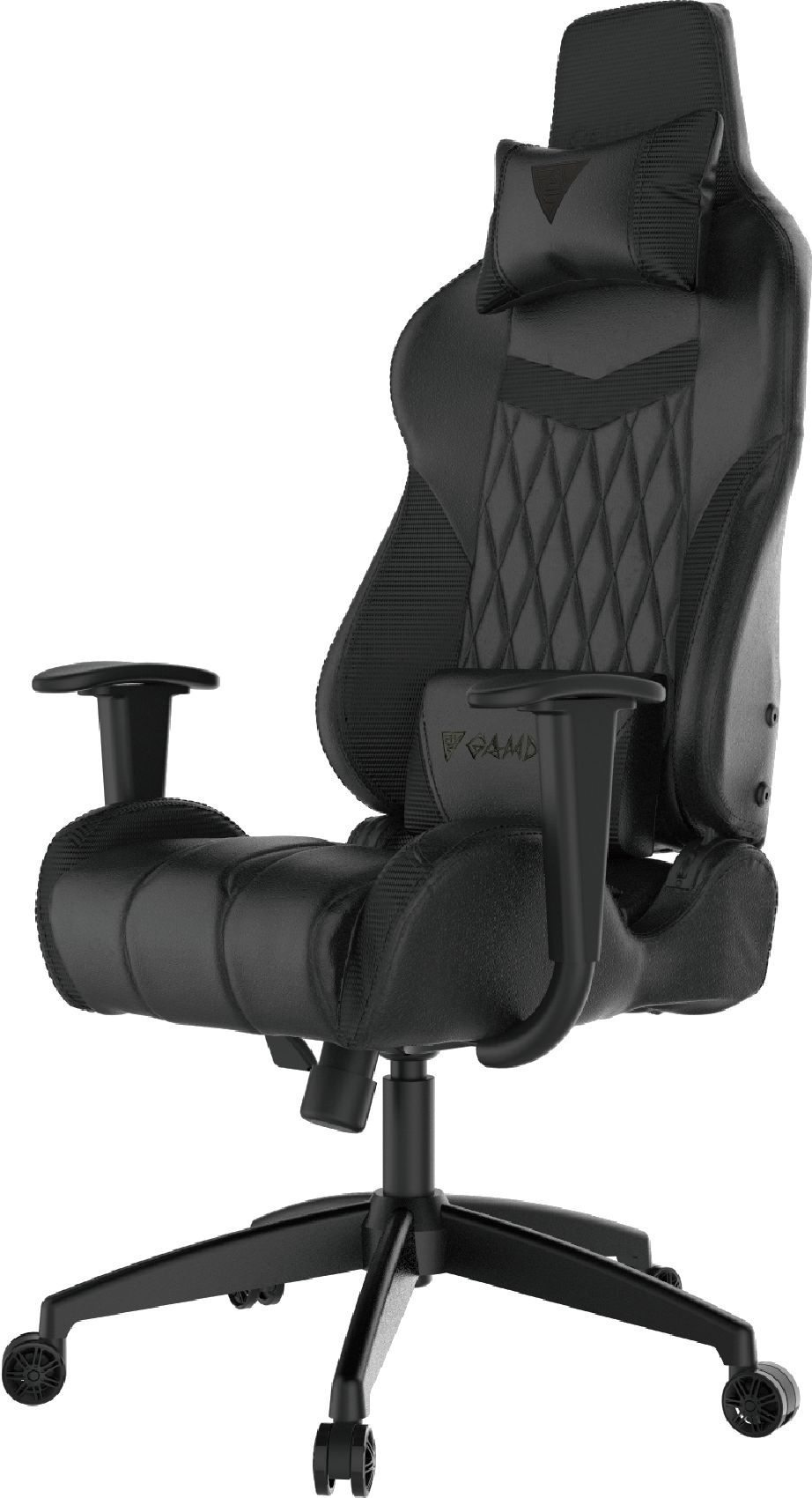 геймърски стол Gaming Chair - ACHILLES E2-L Black