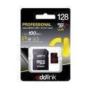 карта памет microSDXC 128GB Professional Class 10+ UHS-1 V30 U3 Adapter - ad128GBMSXU3A