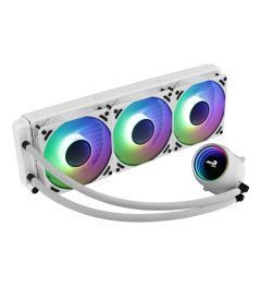 водно охлаждане Water Cooling - Mirage L360 White - Addressable RGB - ACLA-MR36127.71