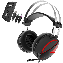 геймърски слушалки Gaming Heaphones - HEBE E1 RGB