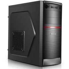 Кутия със захранване Case ATX AND Black/Red 500W PSU