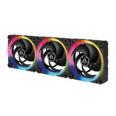 комплект вентилатори Fan SET 3x120mm - BioniX P120 A-RGB Bundle with controller/remote