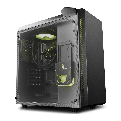 кутия за компютър с водно охлаждане Case watercooled - BARONKASE Liquid