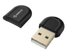 блутут адаптер Bluetooth 4.0 USB adapter, black - BTA-408-BK