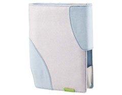 CHOIIX 8.9 Inch Easy Fit EeePC Sleeve, Blue/Grey