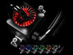 Водно охлаждане Water Cooling CAPTAIN 240 EX RGB - Aura Sync - 2066/2011/1366/1150/1151/1155/1156/AM4/AMD