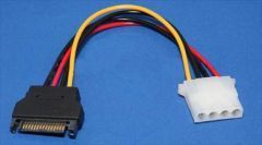 Adapter SATA Power M / Molex 4pin - CE359-0.15m