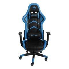геймърски стол Gaming Chair CH-106 Black/Blue