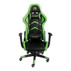 геймърски стол Gaming Chair CH-106 Black/Green