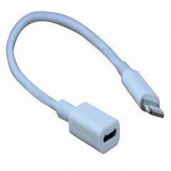 Кабел Apple OTG Lighting M / USB AF - CU274-0.15m