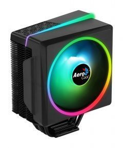 охладител CPU Cooler - Cylon 4F BLACK aRGB PWM - ACTC-CL30420.01