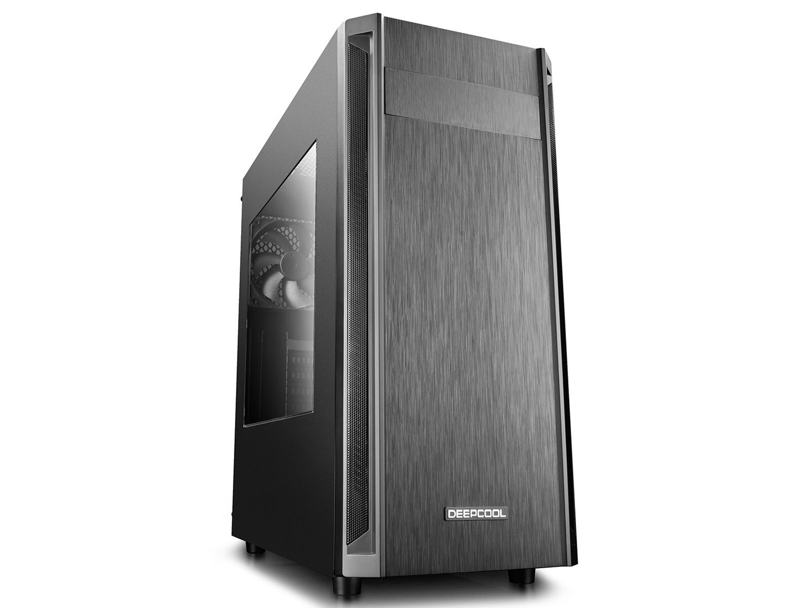 DeepCool компютърна кутия Case ATX - D-SHIELD V2 USB3.0