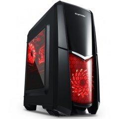 Кутия Case mATX Dawning Blade Black USB3.0