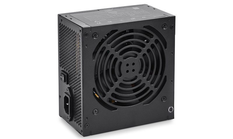 DeepCool захранване PSU 550W DN550 new version 80+ 230V EU