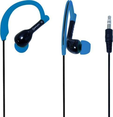 Sport Hook Earphones - Sprinters - AM1301/BKB