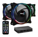 Fan Pack 3-in-1 3x120mm - ECLIPSE 12 Pro - Addressable RGB with Hub, Remote - ACF3-EL10217.12