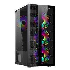 Кутия Case ATX Gaming - F05 RGB 3F