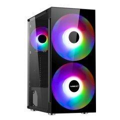 Кутия Case ATX Gaming - F10 RGB 2F
