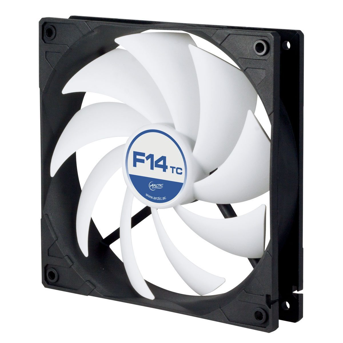 Arctic Arctic Fan F14 TC - 140mm/400-1350rpm