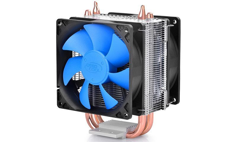 DeepCool Охлаждане CPU Cooler ICE BLADE 200M PWM - 2011/1366/1150/775/AMD