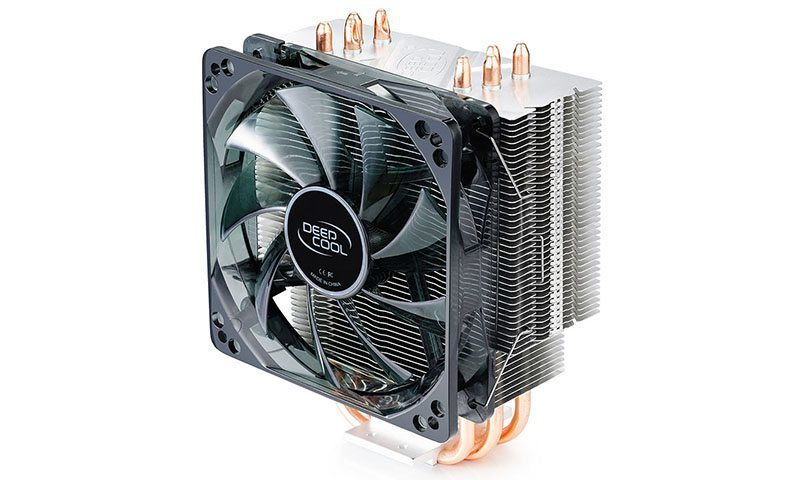 CPU Cooler GAMMAXX 400 - 2011/1150/1366/775/AMD