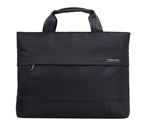 "Kingsons Laptop Bag 15.4"" KS3035-B :: Charlotte Series - Black"
