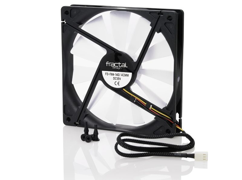 Fan 140mm Silent Series 800rpm/9dBA