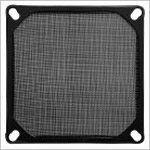 Fan Filter Metal Black - 140mm