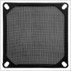 Fan Filter Metal Black - 140mm