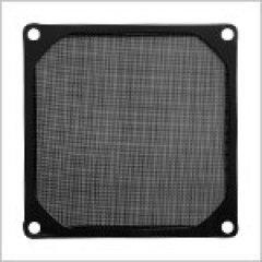 Fan Filter Metal Black - 92mm