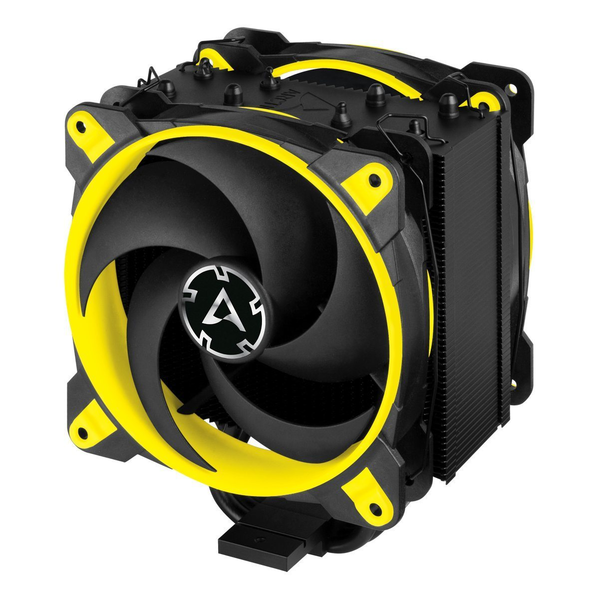 Arctic Freezer 34 eSports DUO - Yellow - LGA2066/LGA2011/LGA1151/AM4