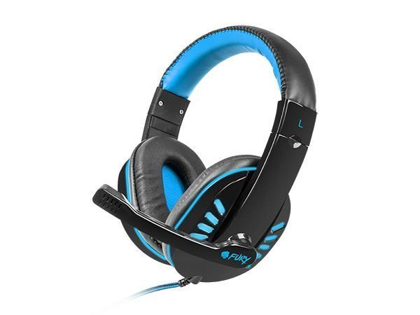 Fury Gaming Headphones NIGHTHAWK NFU-0864