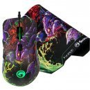 Геймърски комплект Gaming COMBO G932+G20 2-in-1 - Mouse, Mousepad - MARVO-G932+G20