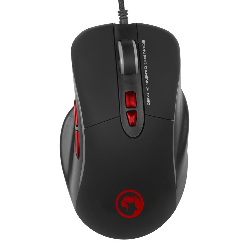 Gaming Mouse G950 - 4000dpi, RGB, Programmable - MARVO-G950