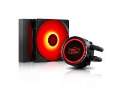 водно охлаждане Water Cooling - GAMMAXX L120T RED