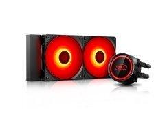 водно охлаждане Water Cooling - GAMMAXX L240T RED