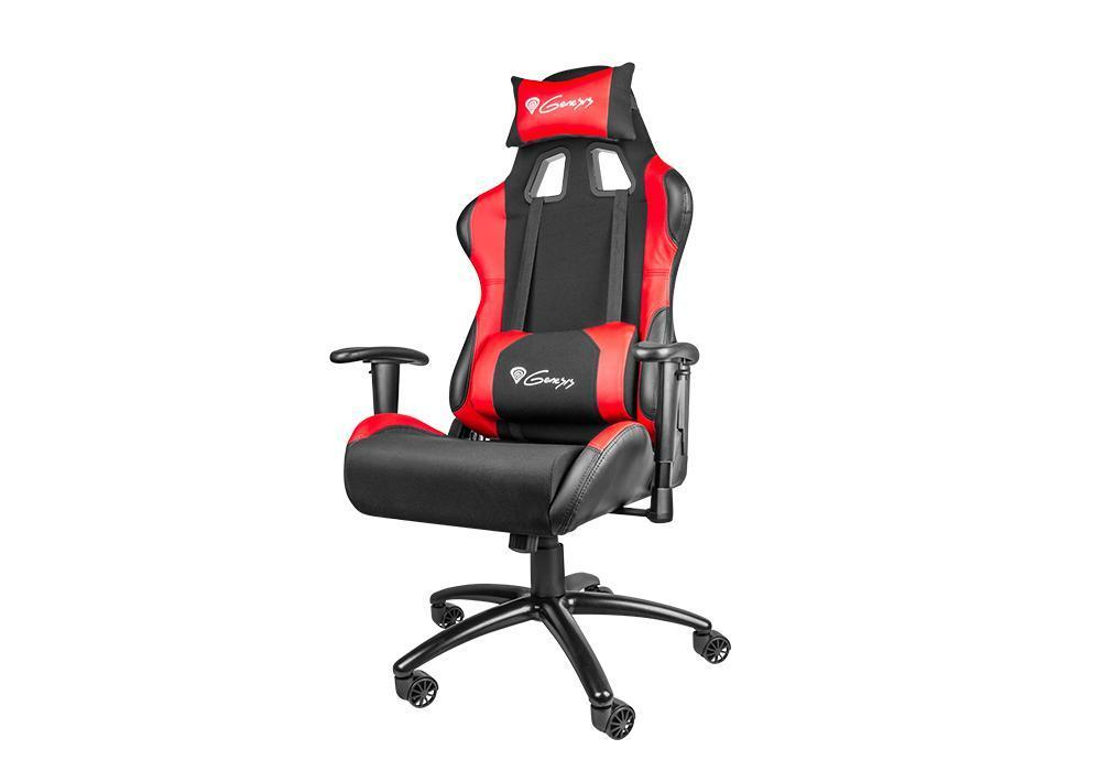Геймърски стол Gaming Chair NITRO550 - Black/Red