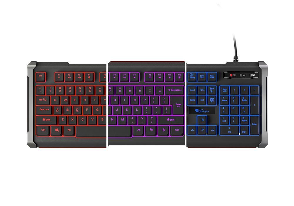 Gaming Keyboard RHOD 400 - NKG-0873