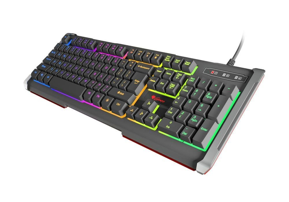 геймърска клавиатура Gaming Keyboard RHOD 400 RGB - NKG-0993