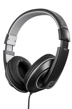 слушалки Groove Headphones black&grey - AM2006/BKG