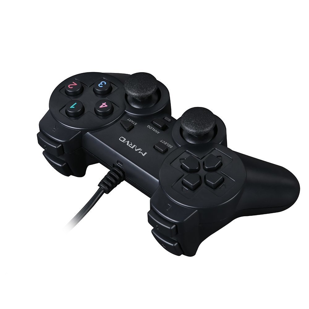 Marvo геймпад Gamepad GT-006 - USB/PC/Vibration - MARVO-GT-006