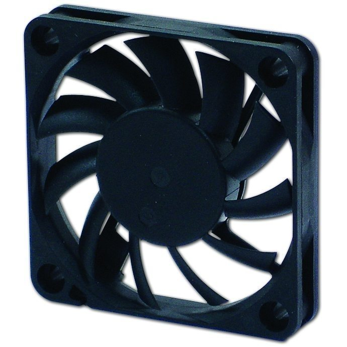 Fan 60x60x10 2Ball (4000 RPM) - EC6010M12BA