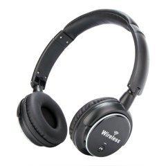 безжични слушалки Headphones Bluetooth FM radio/microSD/Aux - M272