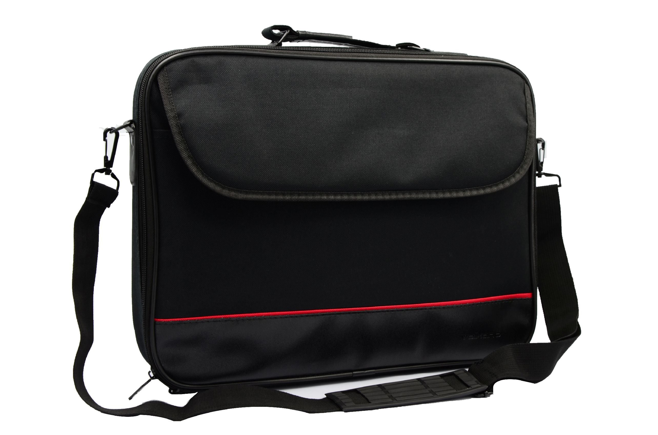 "Notebook bag 15.6"" Black - VLB200"