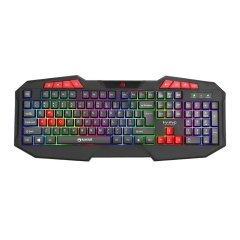 геймърска клавиатура Gaming Keyboard  112 keys - K602 - Rainbow backlight