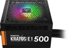 Захранване PSU 500W Addressable RGB - KRATOS E1-500
