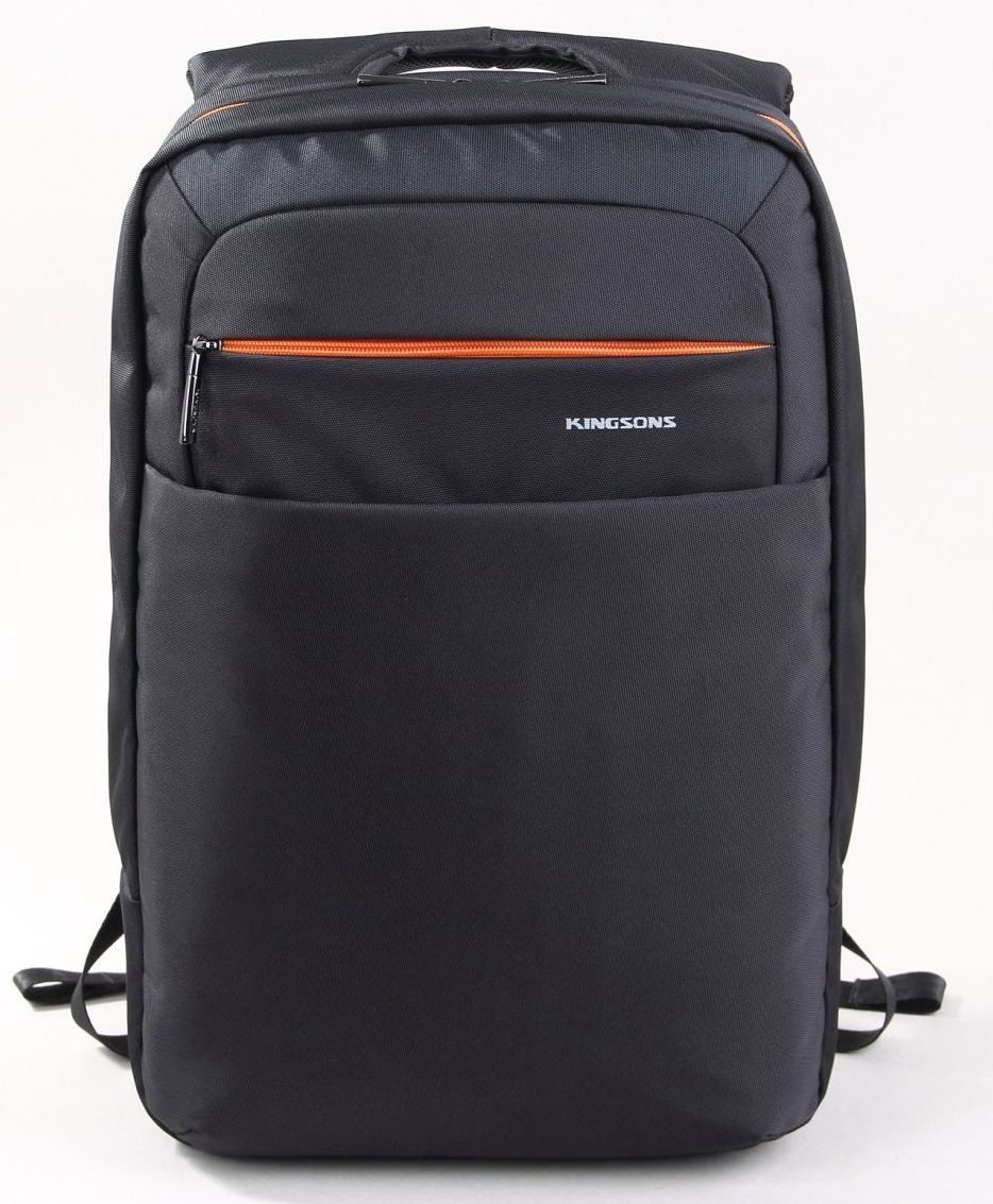 "Kingsons Laptop Backpack 15.6"" KS3045W-B"